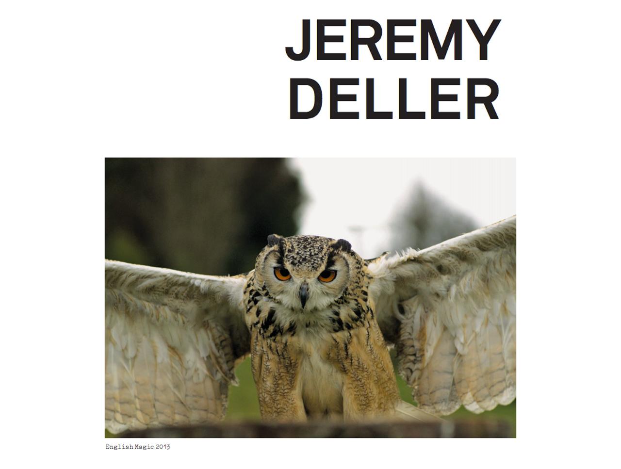 Jeremy Deller, <em>English Magic</em>, 2013