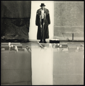 Joseph Beuys, Untitled, 1970, Photograph. © Antonia Reeve / National Galleries of Scotland
