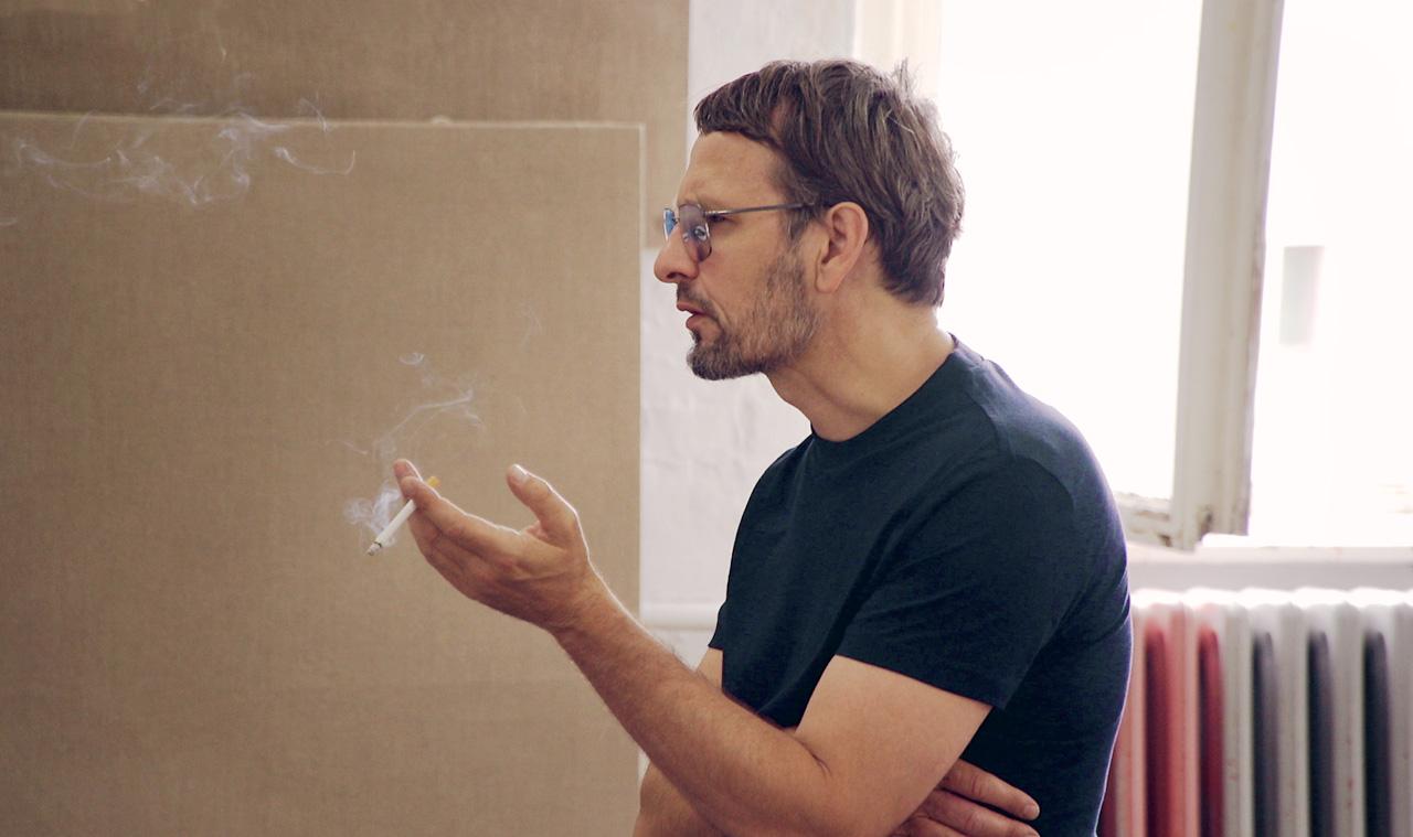 Daniel Richter. Courtesy: Louisiana MoMA, Denmark
