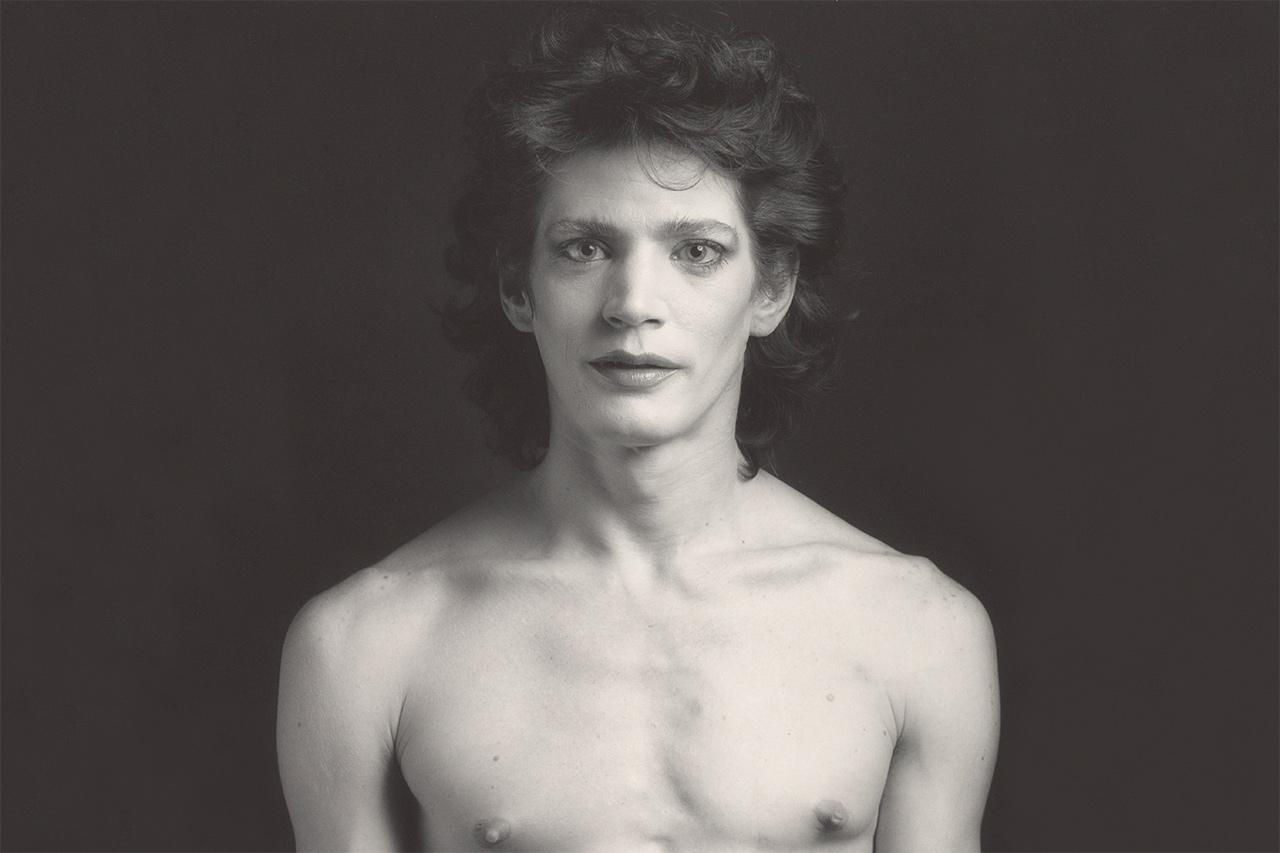 Robert Mapplethorpe, Self-Portrait, 1980. © Robert Mapplethorpe Foundation