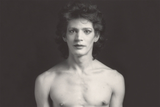 Robert Mapplethorpe, Self-Portrait, 1980. © Robert Mapplethorpe Foundation