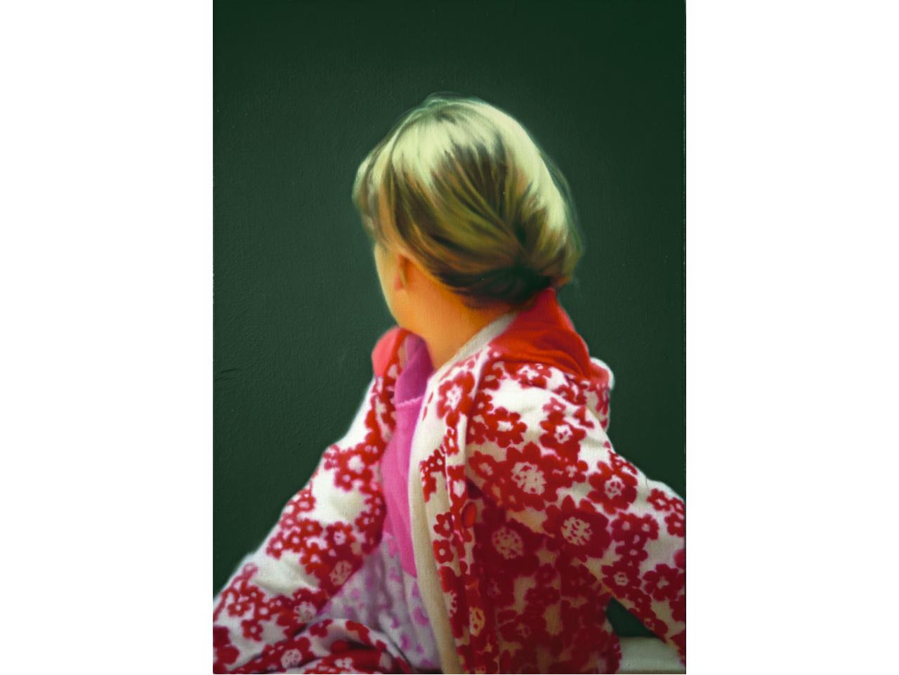 Gerhard Richter, Betty, 1991, Edition 23 of 25. Courtesy: Sammlung Olbricht. © Atelier Gerhard Richter