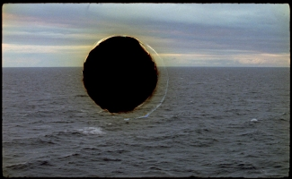 Marco Poloni, Black Hole, from The Majorana Experiment, 2010. Courtesy: Campagne Première, Berlin