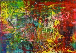 Gerhard Richter, Abstraktes Bild (946-3), 2016. © Gerhard Richter 2016