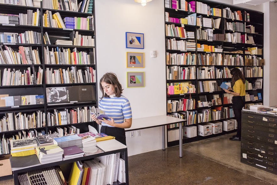 Printed Matter's new location. © Printed Matter Inc., New York