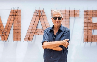 Mario Testino at Museo MATE, Lima, Peru. Courtesy: Sotheby's
