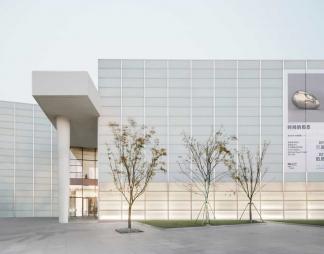 West Bund Museum in Shanghai. Image: © David Chipperfield Architects