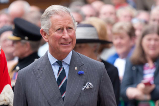 Prince Charles. Image: via Wikimedia Commons