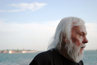 John Baldessari in Venice, 2009. Image: via Wikimedia Commons