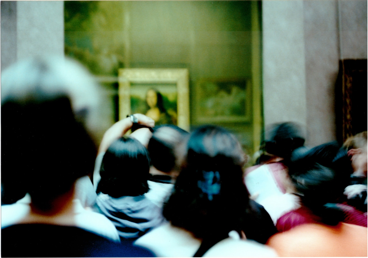 The Mona Lisa by Leonardo da Vinci. Image: © Dr. Tilman Treusch. 1997