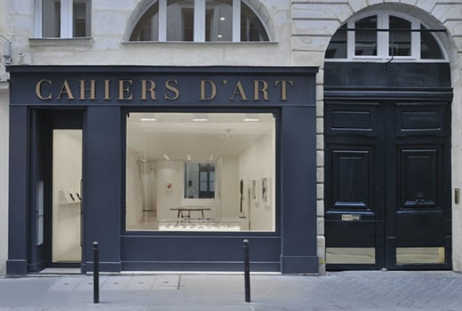 fineartmultiple Gallery Partner Cahiers d'Art