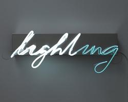 Brigitte Kowanz, Lighting