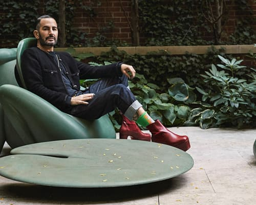 Marc Jacobs at Home