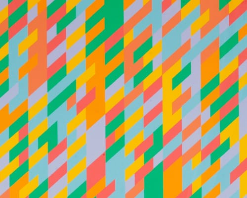 To Midsummer by Bridget Riley now available