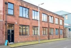 David Dale Gallery and Studios, Glasgow