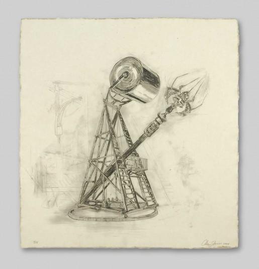 Chris Larson, Untitled (Roller), 2004