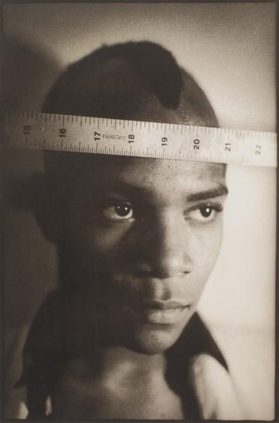 Nicholas Taylor, Jean-Michel Basquiat through Nicholas Taylor, 1979/2014