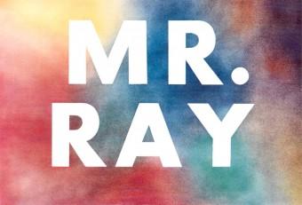 Mr. Ray by Ed Ruscha