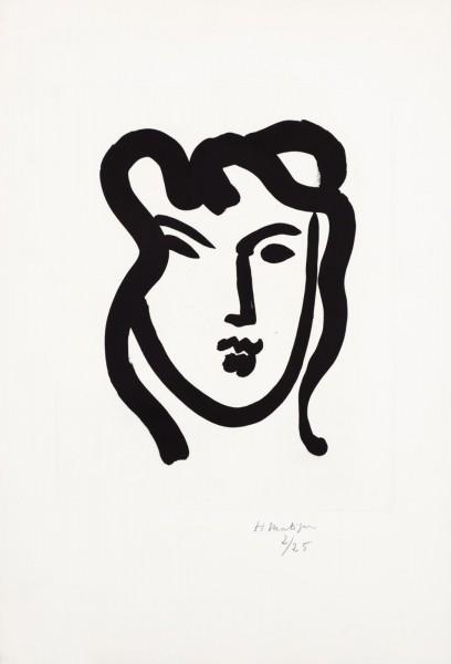 Henri Matisse, Patitcha, 1947