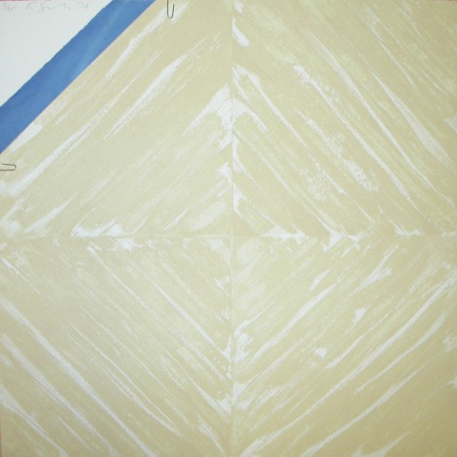 Richard Smith, Paperclip Suite IIa, 1974