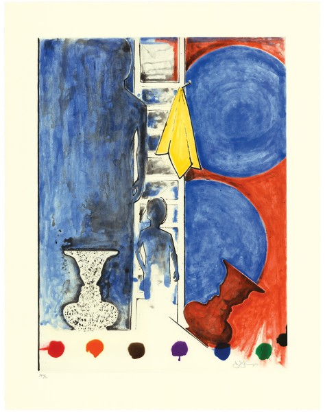 Jasper Johns, Untitled, 2011