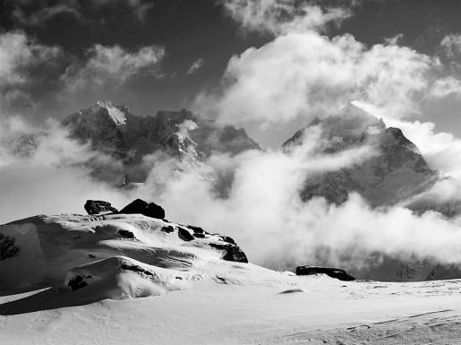 Robert Bösch, Piz Bernina, Schweiz, 2007