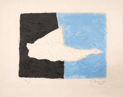 Georges Braque, Le canard sauvage, 1961
