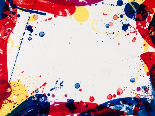 Sam Francis, Untitled, 1967