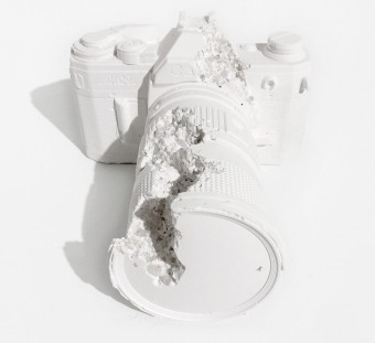 Camera (Future Relic DAFR-02) by Daniel Arsham