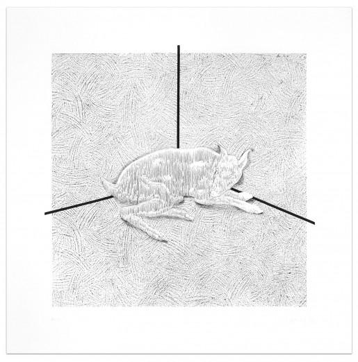 Richard Artschwager, Intersect, 1992
