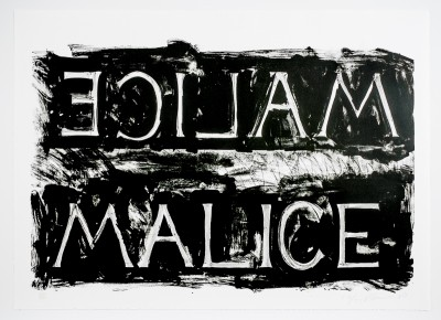 Malice by Bruce Nauman