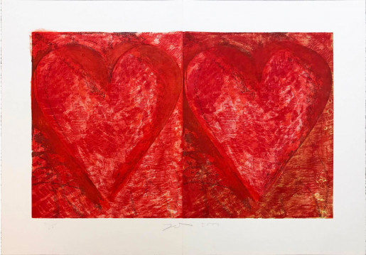 Jim Dine, Jam and Jelly, 2000