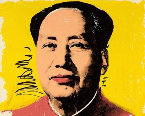 Mao (FS II.97) by Andy Warhol