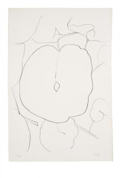 Ellsworth Kelly, Melon Leaf (Feuille de Melon), 1965-1966