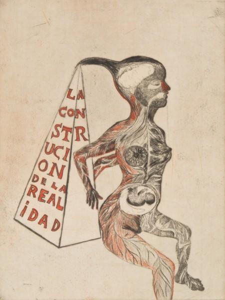 Sandra Vasquez de la Horra, La Construccion de la Realidad, 2012