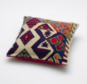 George's Pillow (Replica of a pillow from George Lukács' sofa in his study at Belgrad Kai, Budapest)