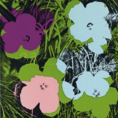 Flowers (FS II.64) by Andy Warhol