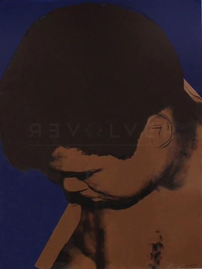 Muhammad Ali (FS II.180) by Andy Warhol