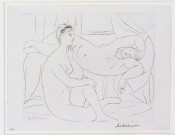 Women Resting   Femmes se Reposant, from: La Suite Vollard, plate 10
