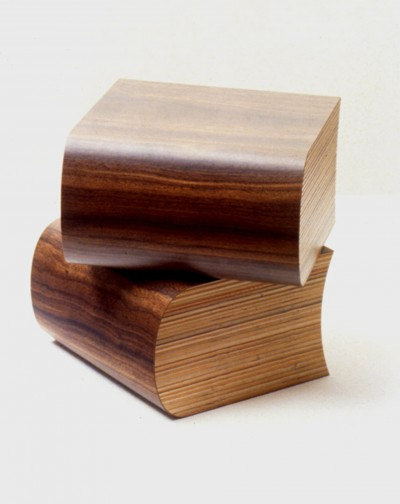Bookends by Richard Artschwager