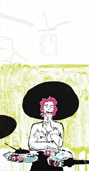 Juliane Ebner, Luftdruck 3, 2012