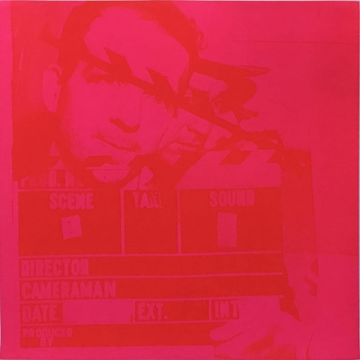 Andy Warhol, Flash﹣November 22, 1963 (FS II.36), 1968