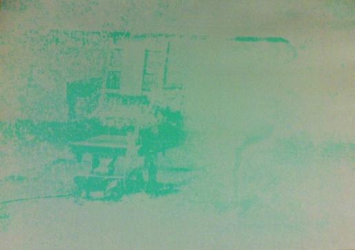 Andy Warhol, Electric Chair (FS II.80), 1971