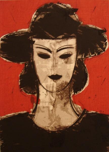 Manolo Valdes, Lilie IV, 2007