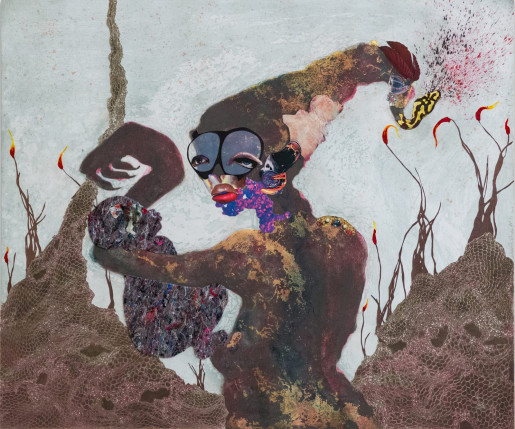Wangechi Mutu, Second Born, 2013