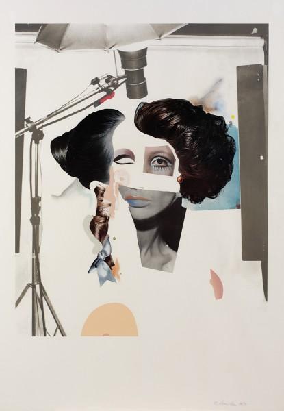 Richard Hamilton, Fashion-plate, 1969-70
