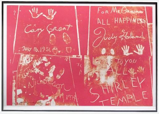 Andy Warhol, Sidewalk FS II.304, 1983