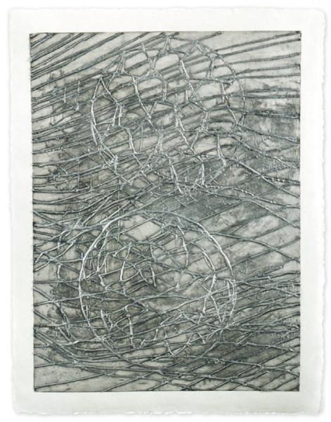 Terry Winters, Metal Virus, 2003
