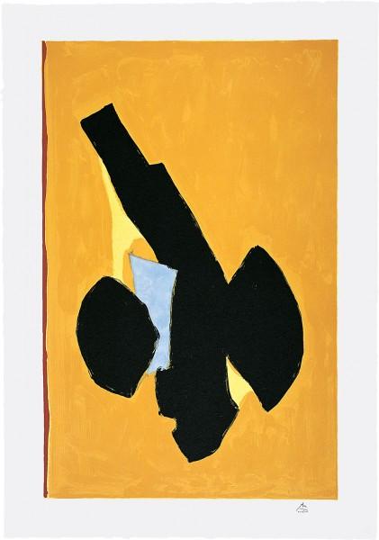 Robert Motherwell, Delos, 1991