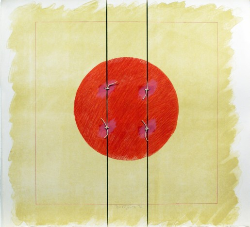 Richard Smith, Red Button, 1976